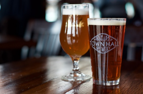 Minneapolis Town Hall Brewery